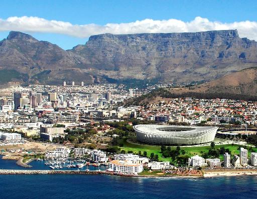 2010 Cape Town Soccer Stadium
