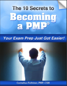 10 Secrets to becoming a PMP