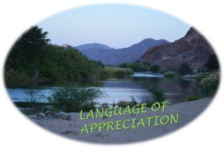 5 Languages of appreciation