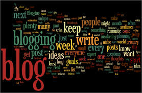 use of blogging in project management