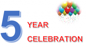 Virtual Project Consulting – a 5 Year Celebration