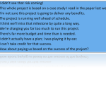 Project management humor