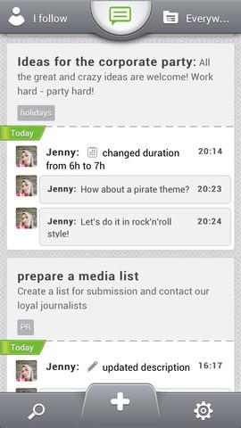 Wrike_Mobile app