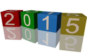 Reflections on 2015