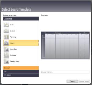 Eylean Agile templates