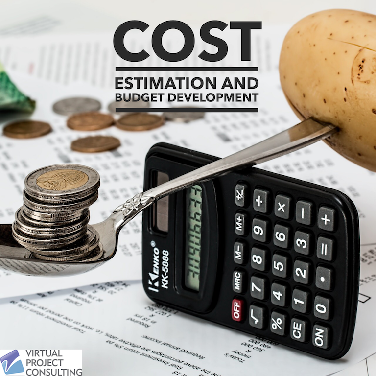 Cost estimation and budget development