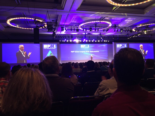 PMI Global Conference 2016