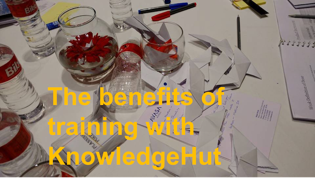 Training with KnowledgeHut
