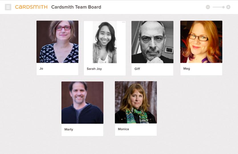 Team board