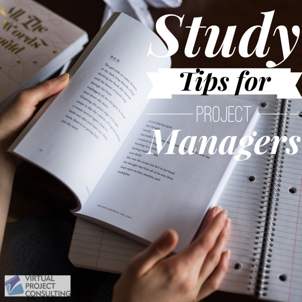 Study tips for PM's