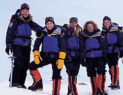 All women team to Everest